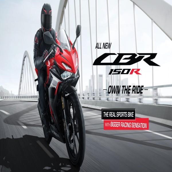 Honda New CBR 150 R